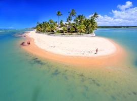 Arraial D'ajuda Eco Resort, hotel em Arraial d'Ajuda