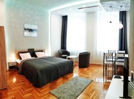 UNIQUE TOWN APARTMENT. CLEAR COMFORT., hotel a Blaha Lujza tér metróállomás környékén Budapesten