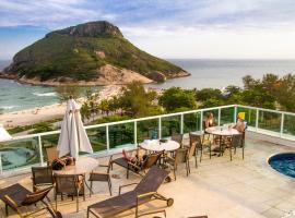 Atlantico Sul Hotel, hotel near Recreio dos Bandeirantes Beach, Rio de Janeiro