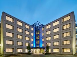 Holiday Inn Express Amsterdam - Schiphol, hotel near Overveen Station, Hoofddorp