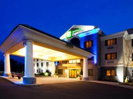 Holiday Inn Express Syracuse Airport, hotel near Syracuse Hancock International Airport - SYR, North Syracuse
