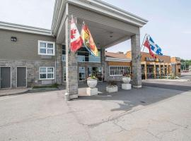 Econo Lodge, hotel in Montmagny