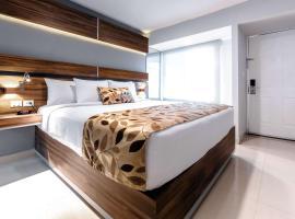 Sleep Inn Monterrey Norte, hotel near Monterrey International Airport - MTY, Monterrey