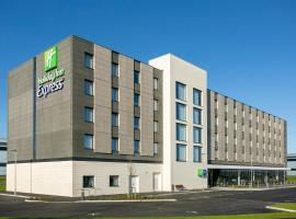 Holiday Inn Express Bridgwater M5, Jct24, accessible hotel in Bridgwater