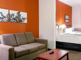 Sleep Inn & Suites, hotel v destinaci Hobbs
