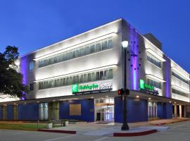 Holiday Inn Express Baton Rouge Downtown, an IHG Hotel, hotel in Baton Rouge