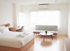 The White Garden Premier Saraburi, hotel in Ban Dao Ruang