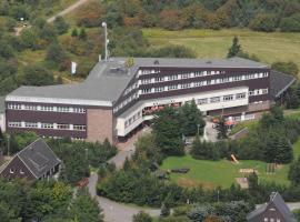 Hotel Lugsteinhof, hotel in Kurort Altenberg