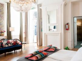Boutique Hotel De Salon, hotel v Haagu