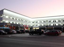 Bliss Hotel & Stays, hotel in zona Aeroporto di Bucarest-Henri Coandă - OTP, Voluntari