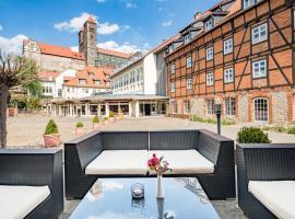 Best Western Hotel Schlossmühle Quedlinburg, hotel i Quedlinburg