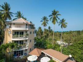 Chaweng Noi Residence, hotel i Chaweng Noi Beach