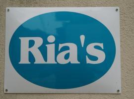Ria's Apartment – hotel w Budapeszcie