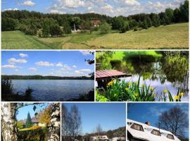 Agroturystyka Szafarnia 19, hotel near Brodnica Lake District, Kurzętnik