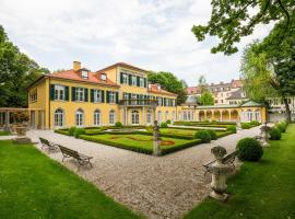 Gästehaus der Katholischen Akademie in Bayern, hotel near Rowing Course Oberschleißheim, Munich
