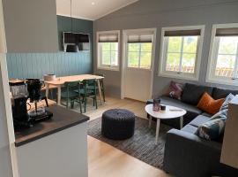 Kinsarvik Camping, hotell i nærheten av Hardangervidda i Kinsarvik
