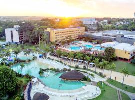 Mabu Thermas Grand Resort, hotel in Foz do Iguaçu