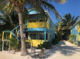 Colinda Cabanas, inn in Caye Caulker