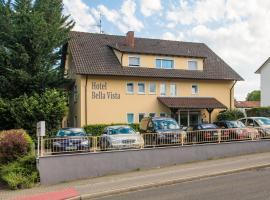 Hotel Bella Vista, hotel in Konstanz