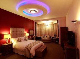 The Pearl Hotel, hotel in Peterborough