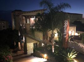 Bamboo Luxury B&B, hotel boutique a Agrigento