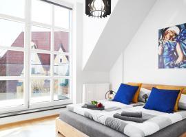 Prestige Apartments 12, budget hotel in Wrocław