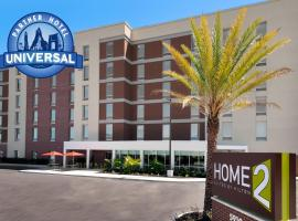 Home2 Suites By Hilton Orlando Near Universal, hotel with pools in Orlando