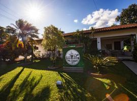 Ecohostel Dos Canyons Santa Catarina, hotel in Praia Grande