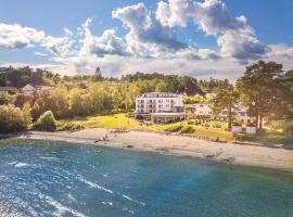 Strand Hotel Fevik - by Classic Norway Hotels, Hotel in Fevik