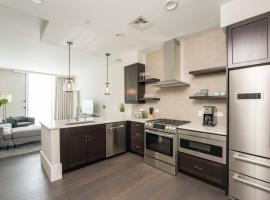 Luxury Downtown Asheville Condo with Mountain Views at Arras Residences Unit 1003, apartment in Asheville