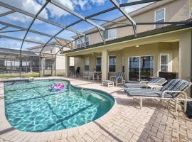 Private Home with Pool near Disney - 2584, holiday home in Orlando