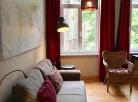 Apartment Spaces, boutique hotel in Ieper