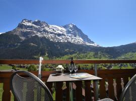 Hotel Cabana, hotel in Grindelwald