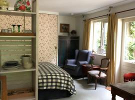 Vakantiehuisje Dependance, self catering accommodation in Leiden