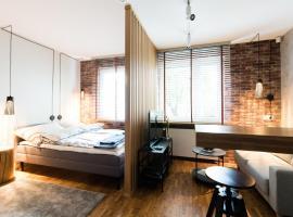 Apartament Solna - jedyny taki #Lublin, apartment in Lublin