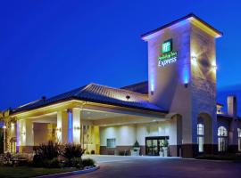 Holiday Inn Express Madera, hotel in Madera