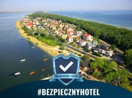 Hotel 77 Restauracja Spa – hotel w Chałupach