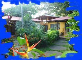 Villa Silvestre, country house in Coco