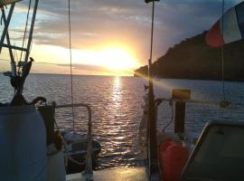 Rêve d'antilles, boat in Les Anses-d'Arlets