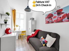 Centrum Apartment Rooms – obiekt B&B w Łodzi