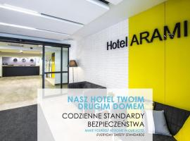 Start Hotel Aramis, hotel in Warschau