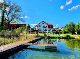 Landhaus Alte Eichen, hotel in Bad Saarow