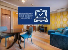 Best Western Hotel Cristal, hotel with jacuzzis in Białystok