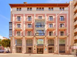 Hotel Continental Palma – hotel w pobliżu miejsca Pacha Mallorca Nightclub w Palma de Mallorca