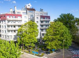 Apartamenty Rondo, hotel in Świnoujście