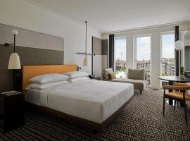 Berlin Marriott Hotel, luxury hotel in Berlin