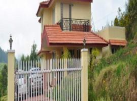 The v view villa, hotel v destinaci Ooty