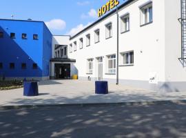 Hotel Sportowy, hotel near Zielona Gora/Babimost Airport - IEG, Wolsztyn