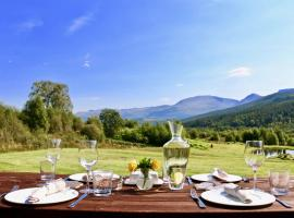 Inverskilavulin Estate Lodges, hotel in Fort William