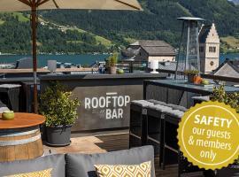 HEITZMANN - Hotel & Rooftop, hotel v destinaci Zell am See